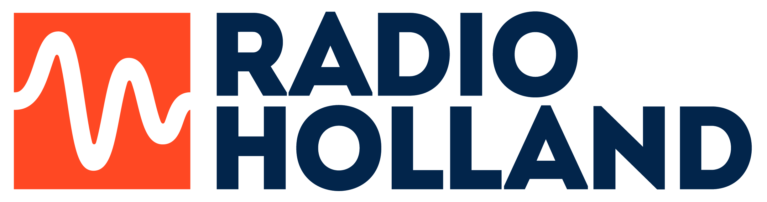 Logo RH Radio Holland PMS 01 0