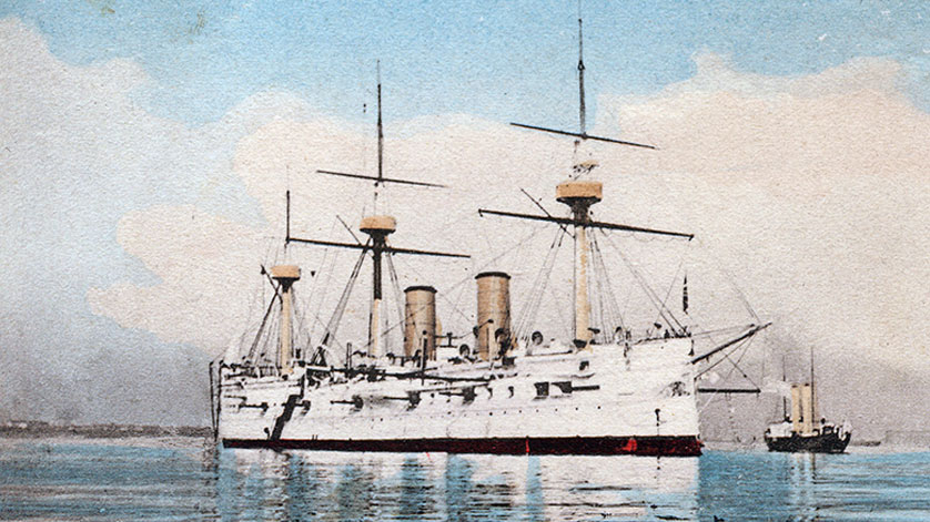 Russian Cruiser Found After 113 Years Could Hide Gold