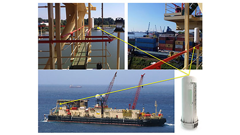 nCentric's Wireless Communications Solutions for Nord Stream Pipeline