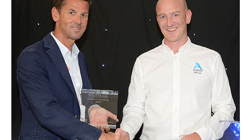 Torqeedo Receives Prestigious Marine Award for Maritime Sustainability