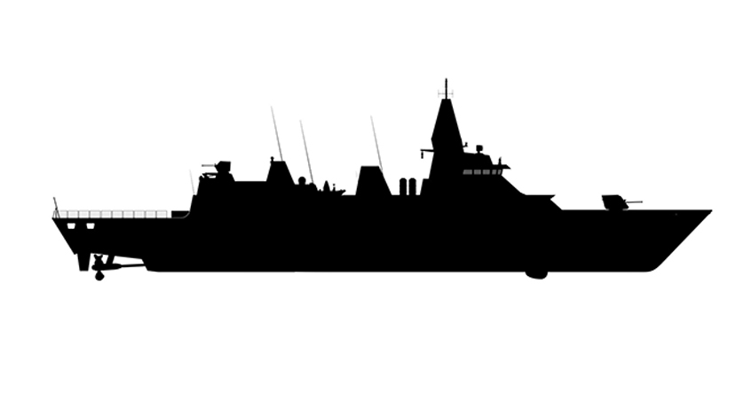 Damen and Saab Partners on the Tender for the Tamandaré Class Corvette