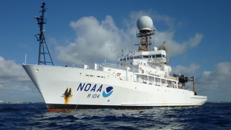 2 PHOTO NOAA Ship Ronald H Brown Photo by Wes Struble NOAA Teacher at Sea Program 021216 4000x3000 original 0