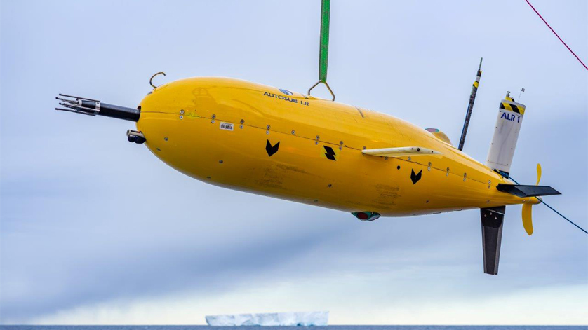 NOC's ALR Boaty McBoatface Completes First Under-Ice