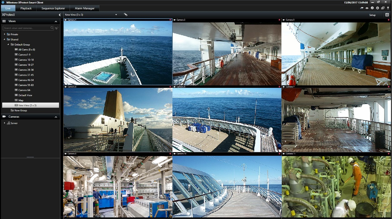 The KONGSBERG VMS Solution for Commercial Vessels | Science