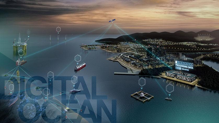 ocean digital kongsberg maritime technology science subsea km landscape data oceanhub