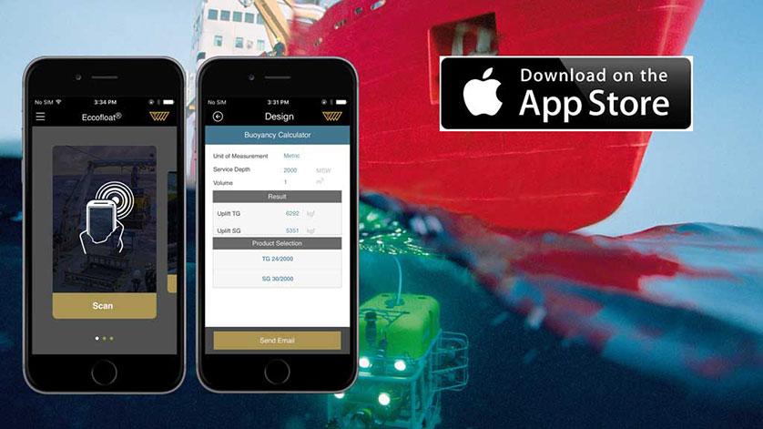 Trelleborg Launches Mobile Eccofloat® App