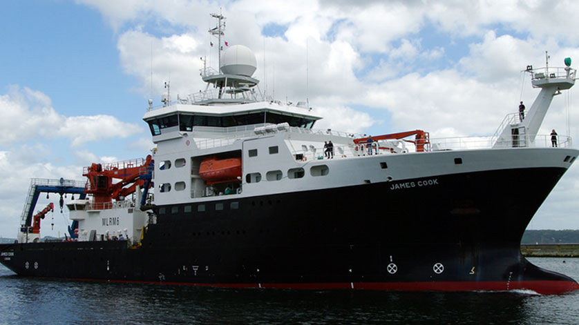NOC Scientists Set Sail to Investigate Human Impacts in the Open Ocean