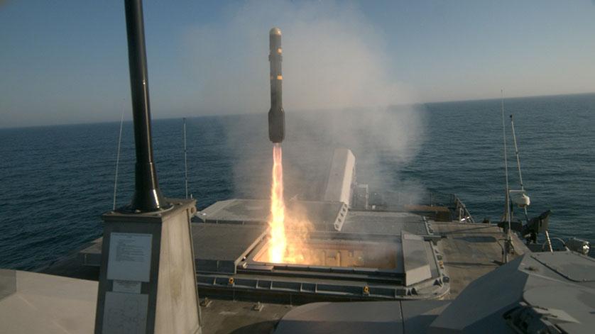 USS Milwaukee Kicks Off LCS Missile Module Developmental Testing