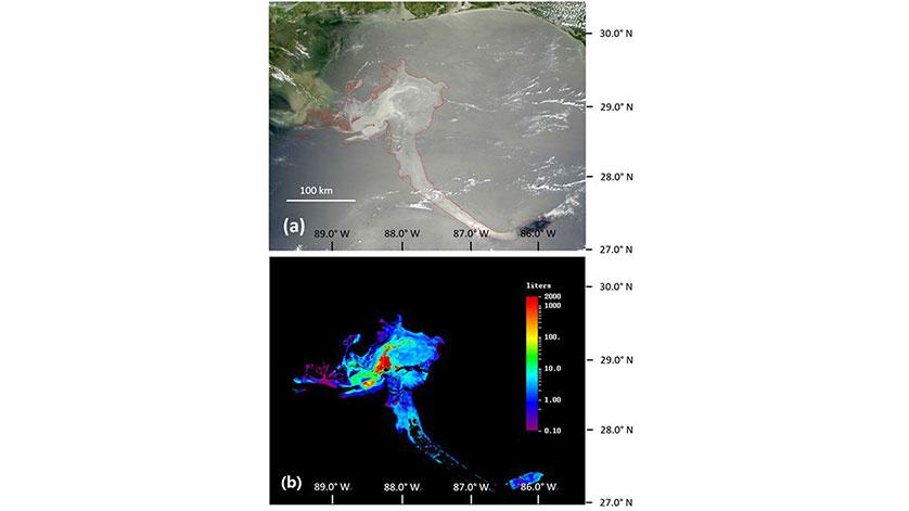 Breakthrough Method in Oil-Spill Sensing Reported by SPIE