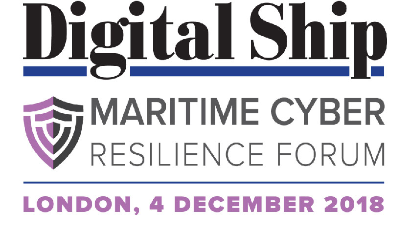 Digital Ship's Maritime Cyber Resilience Forum