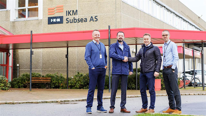 AKOFS Offshore Awards IKM Subsea Major ROV Contract