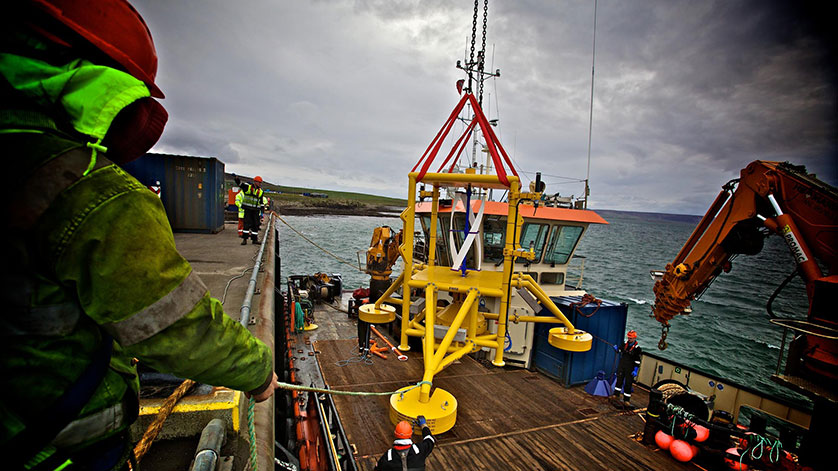 Subsea Power Hub Brings Green Energy to Seabed Oil and Gas