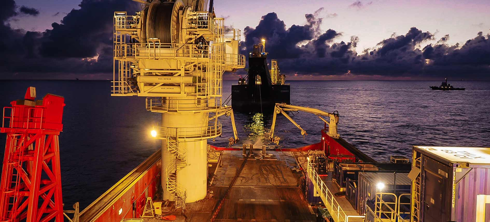 dof subsea project 15 fpso