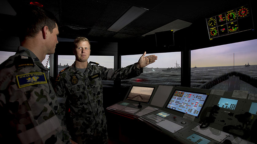 Kongsberg Digital Awarded Major Bridge Simulator Contract