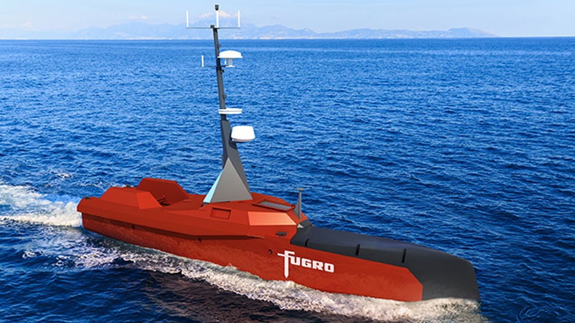 Fugro and L3 ASV in Collaboration to Develop Next-Generation USVs