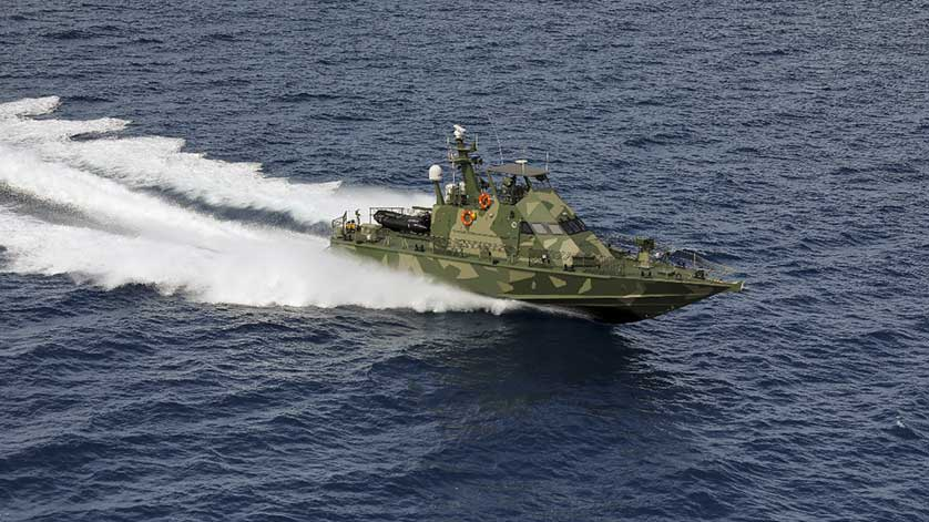 Israel Shipyards Introduces Coastal Defense Systems at EURONAVAL 2018
