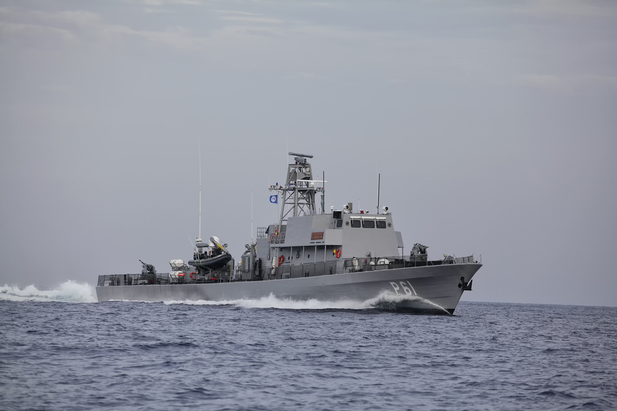 Israel Shipyards Introduces Coastal Defense Systems at