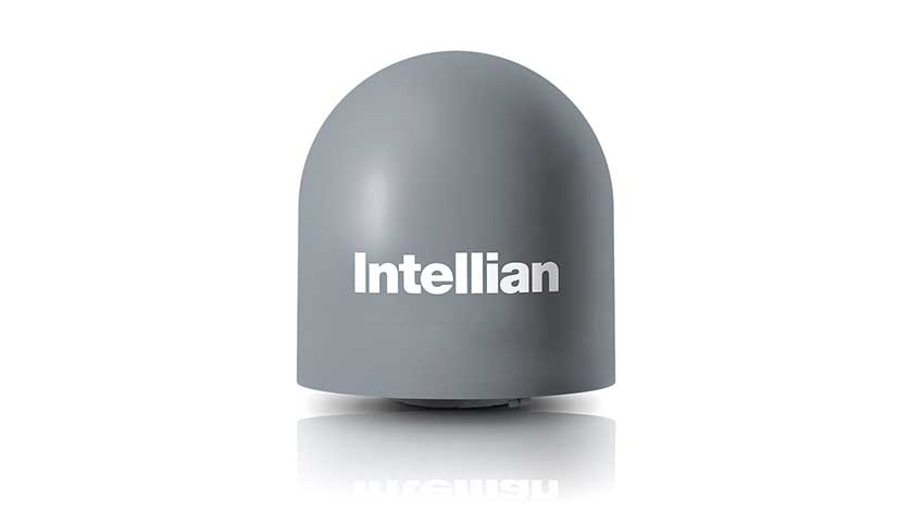 Intellian Awarded Contract by SPAWAR for US Navy