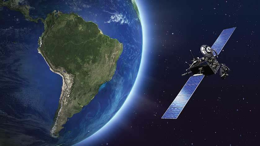 High-Throughput Satellite Technology