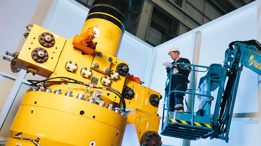 BHGE Partners with Strathclyde's Advanced Forming Research Centre