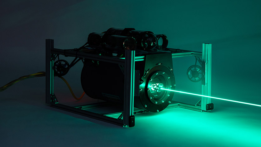 Could Laser Tech Solve Underwater Vehicle Communication Challenges?
