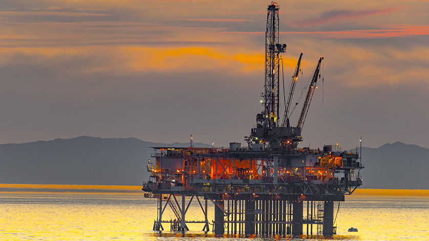 California Governor Signs Bills to Block Offshore Oil Drilling Expansion