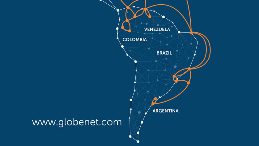 GlobeNet and Facebook Begin Construction of Malbec Cable System