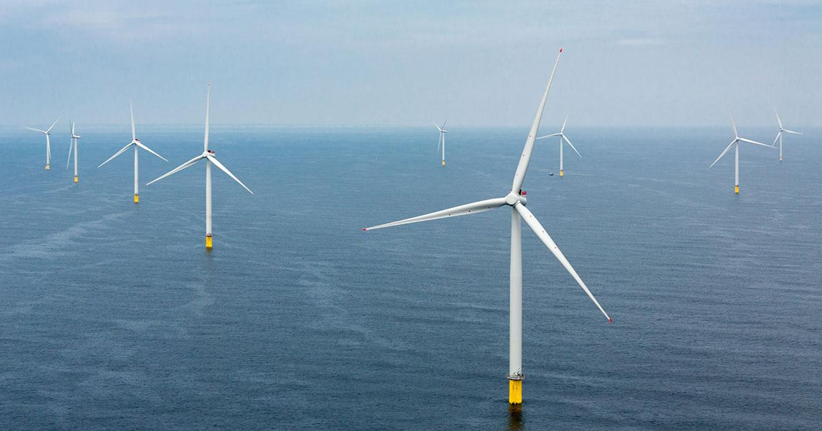 a combined wind and hydra power systems