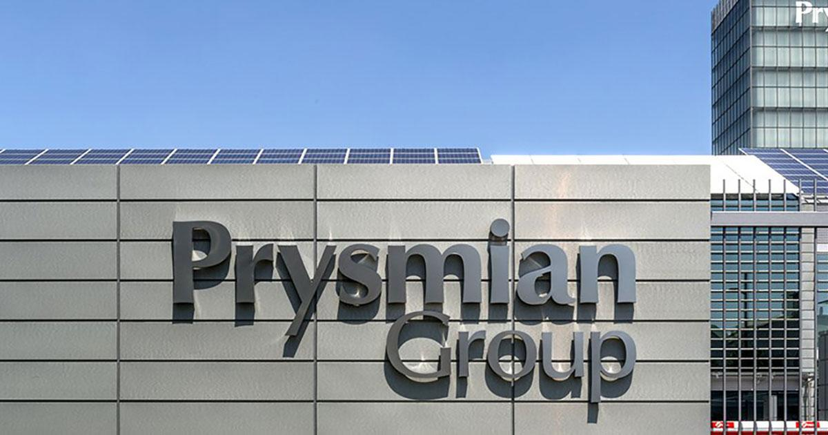 Prysmian Group Improves Its Financial Structure