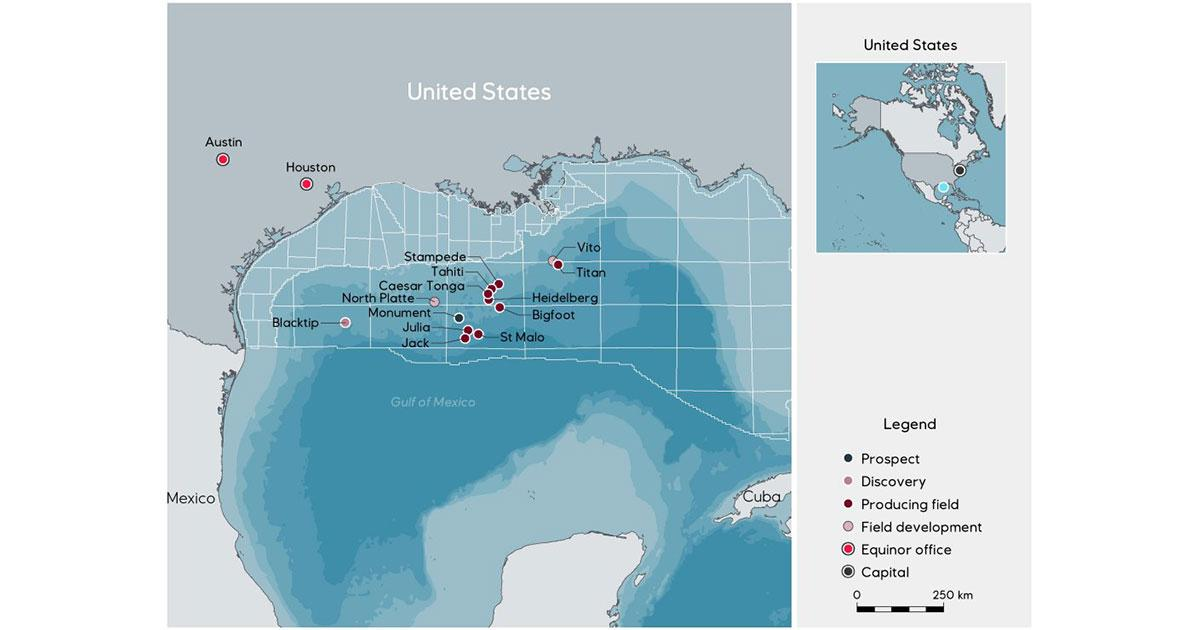 Significant Oil Discovery in the Deepwater US Gulf of Mexico