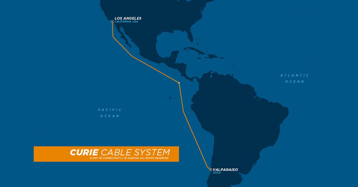 Google Announces Curie Cable System Landing