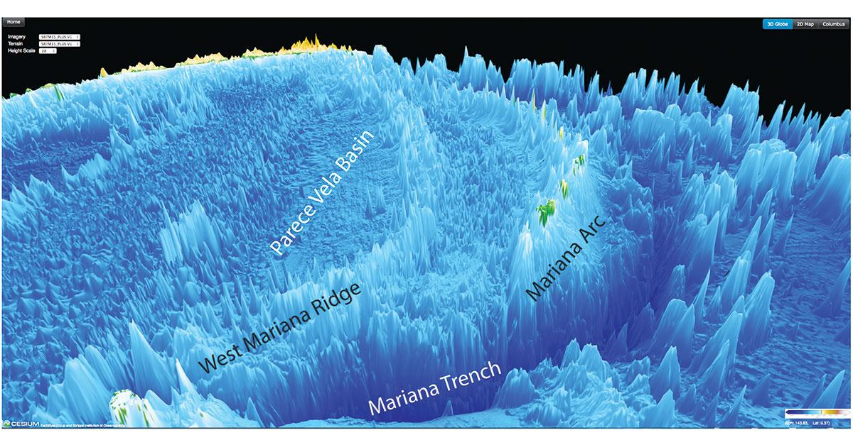 Mapping the Ocean Floor | Featured Stories