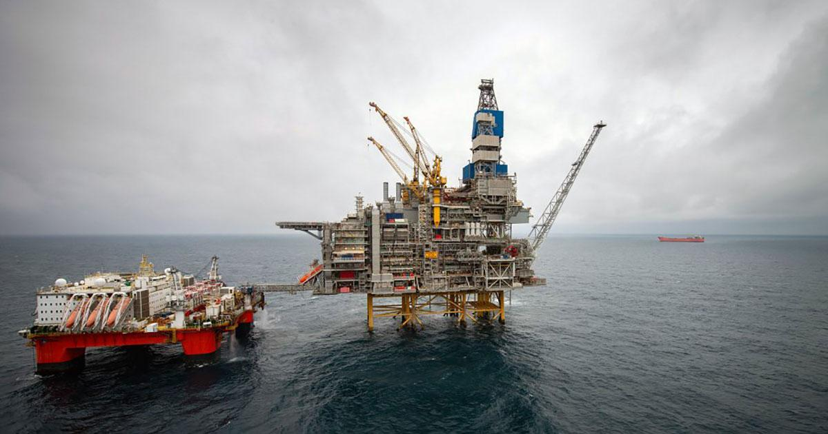 First Oil from the Mariner Field in the UK