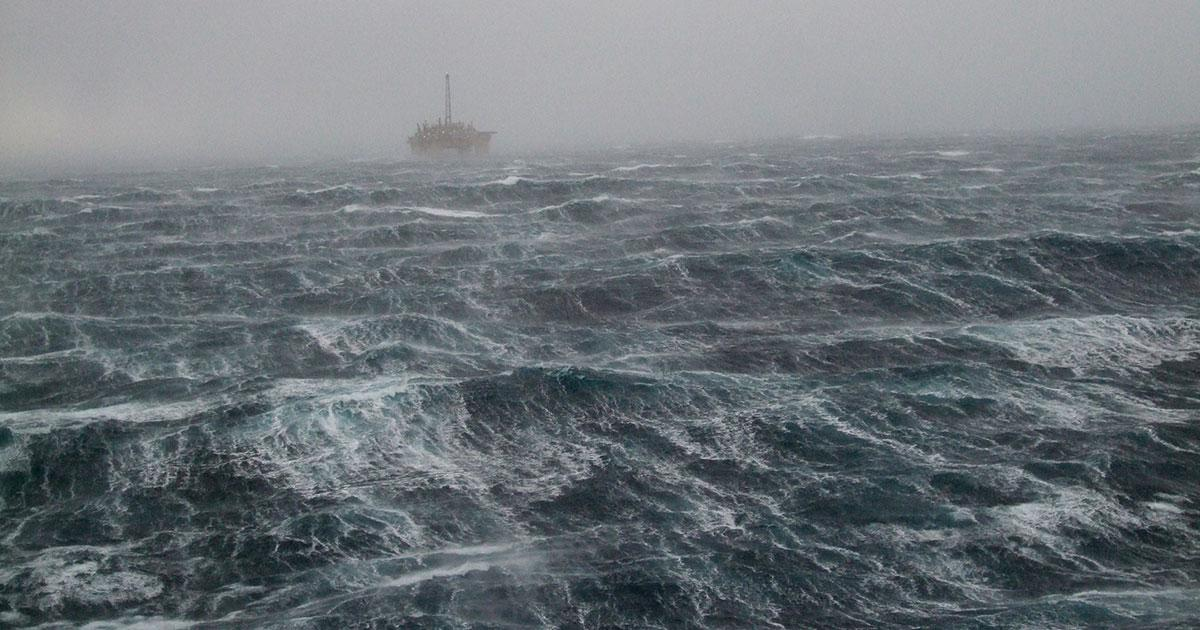 Reports: Exxon Bets on Guyana, Exits British North Sea