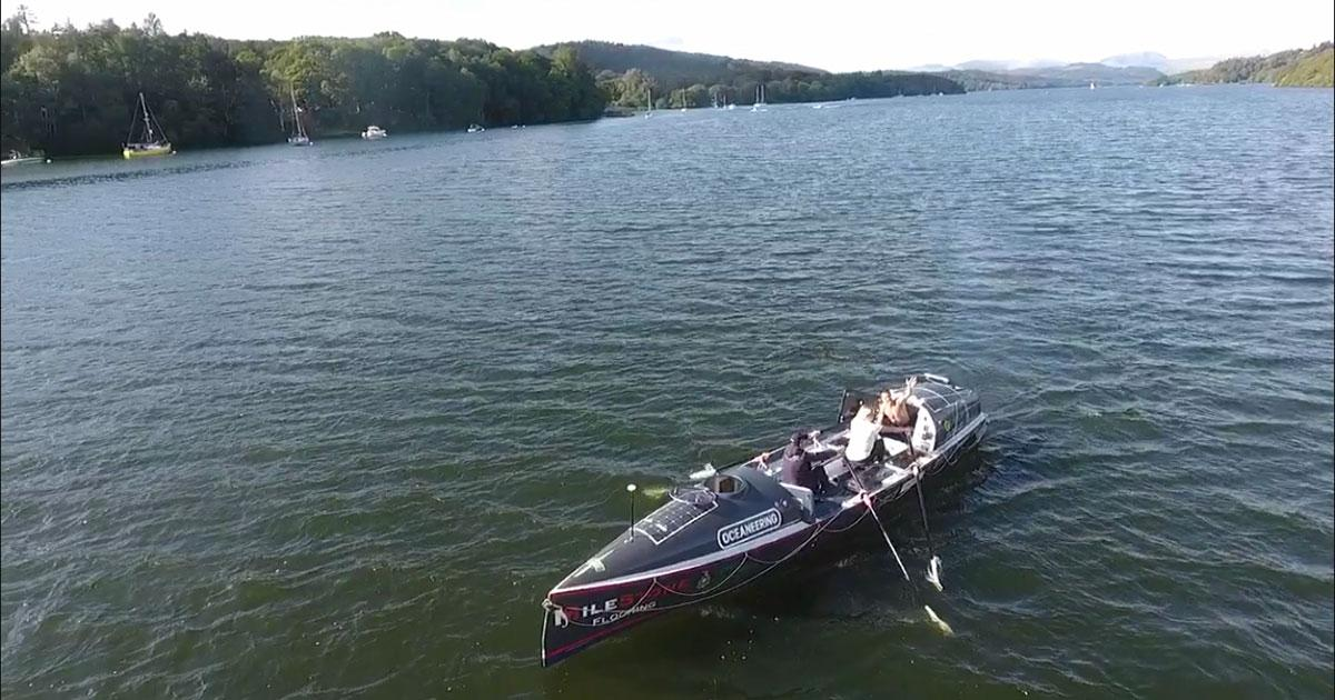Oceaneering Employee Set to Take on World's Most Challenging Row