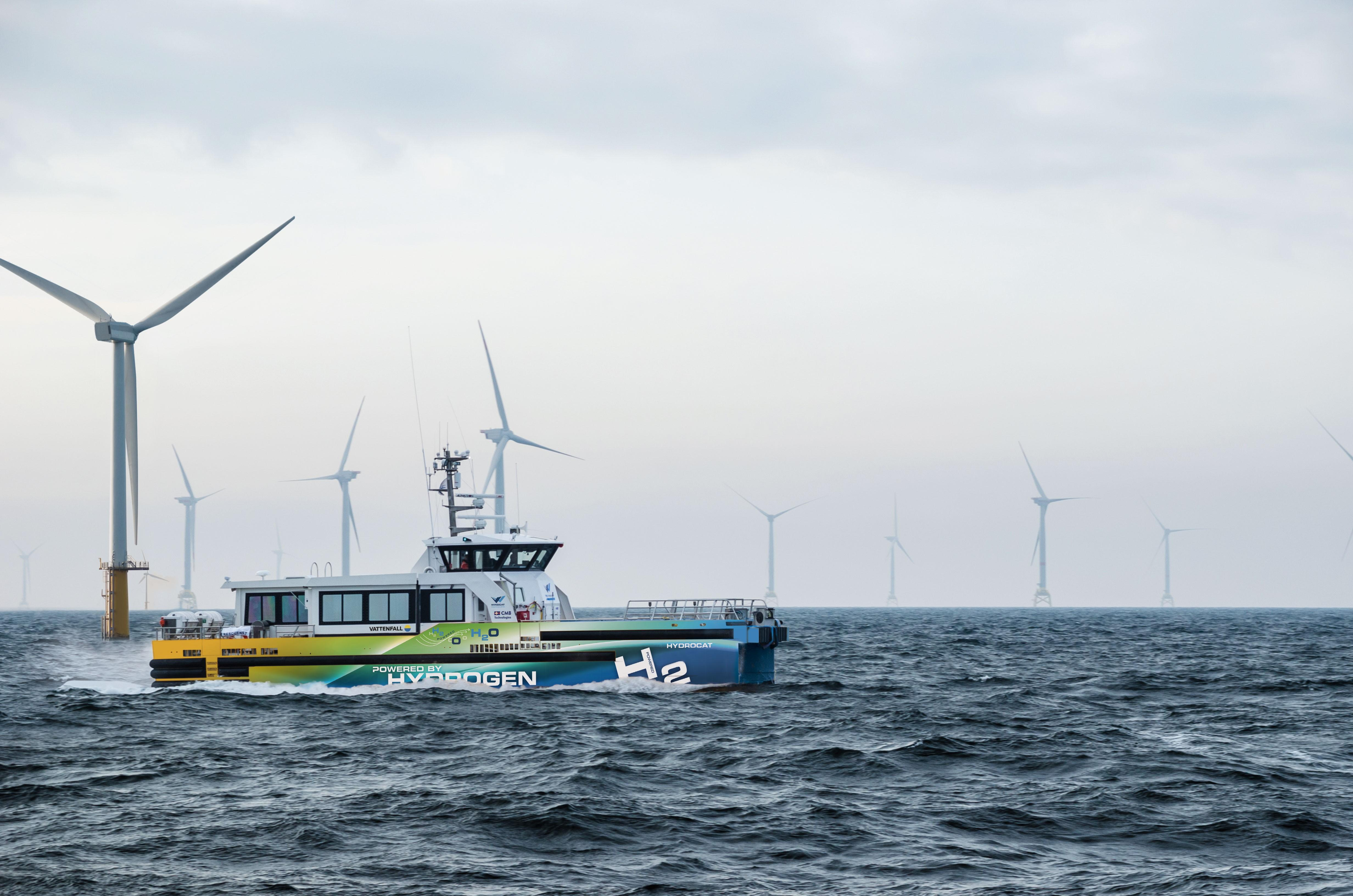 5 Windcat Workboats and CMB Technologies