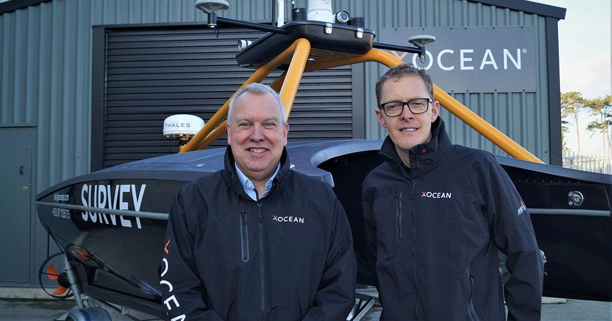 XOCEAN Acquires Survey Specialists 4D Ocean