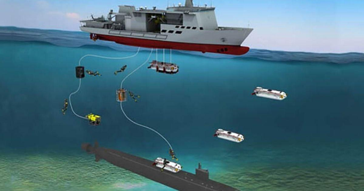 Future Korean Submarine Rescue Capability to be Supported by Sonardyne