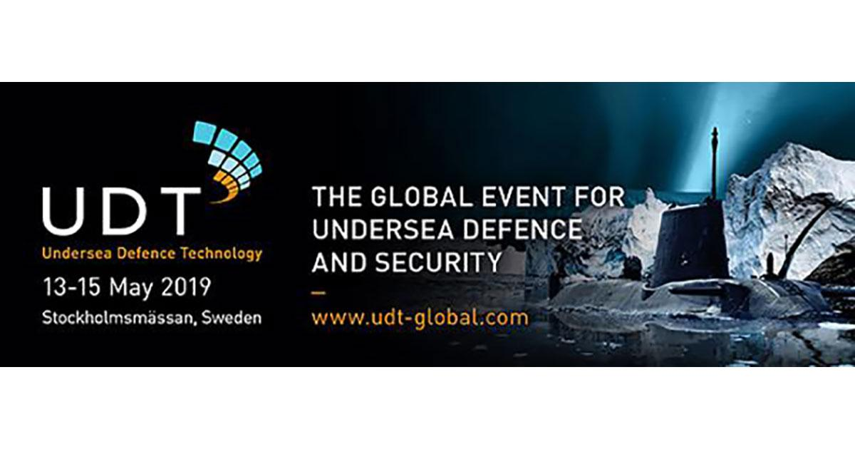 UDT 2019 Conference Agenda Announced, 13-15 May 2019