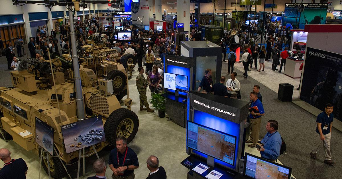 Special Ops Industry Conference Explore Cutting-Edge. USV Tech