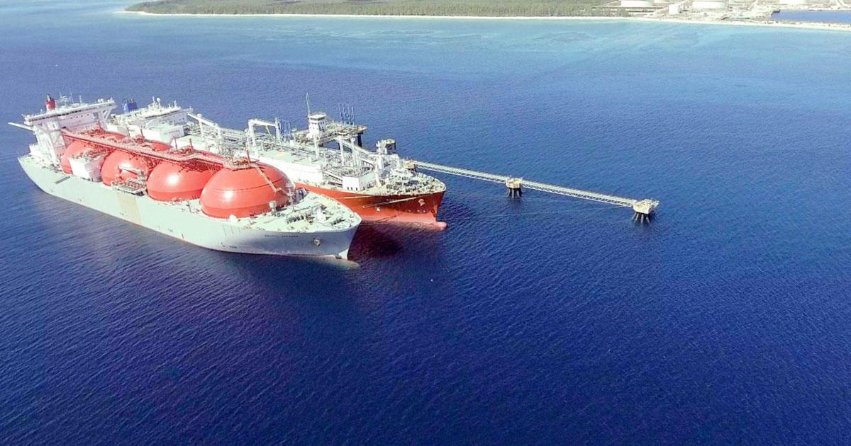 Excelerate and Equinor Completes First Ever STS LNG Transfer in the Bahamas