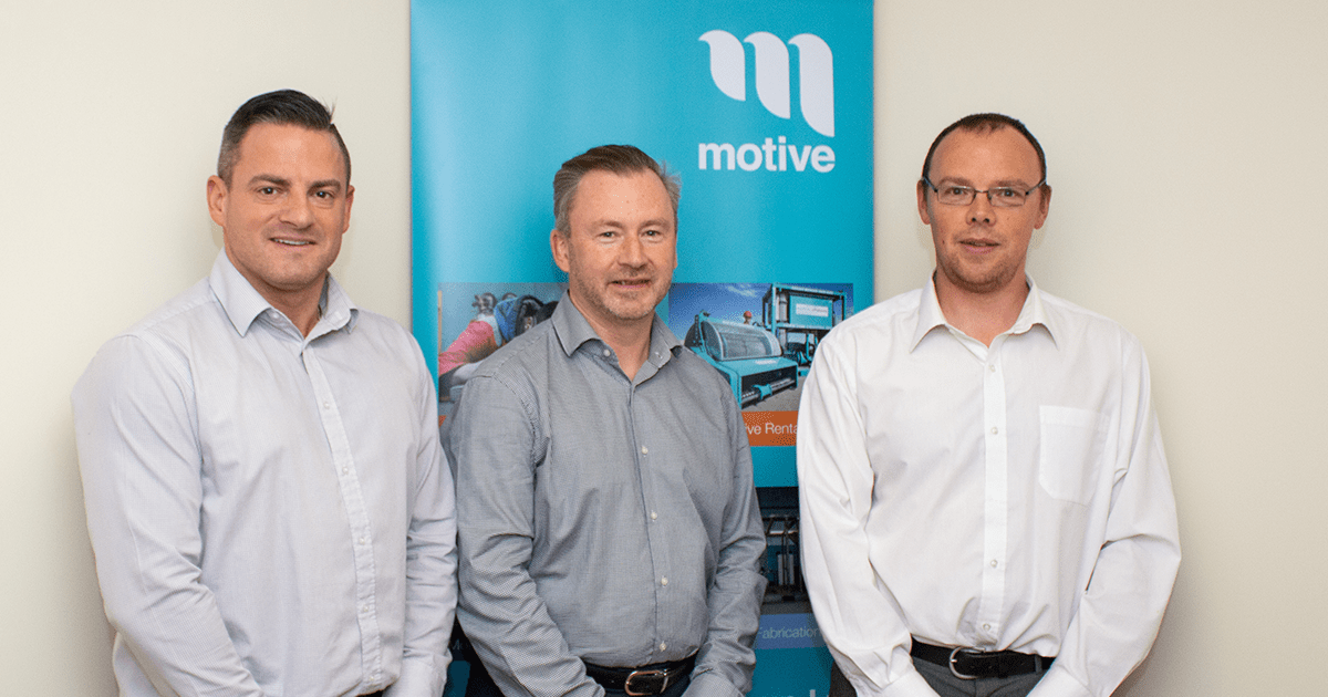 New Finance Director for Motive Offshore Group