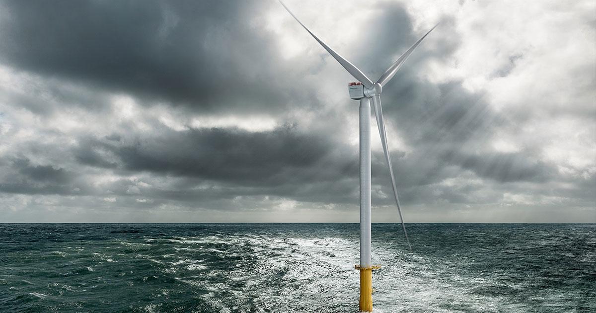 Siemens Gamesa Launches 10 MW Offshore Wind Turbine