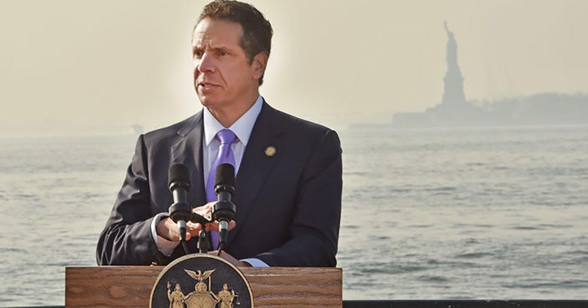 New York Governor Aims to Quadruple Offshore Wind, But Prohibit Offshore Drilling