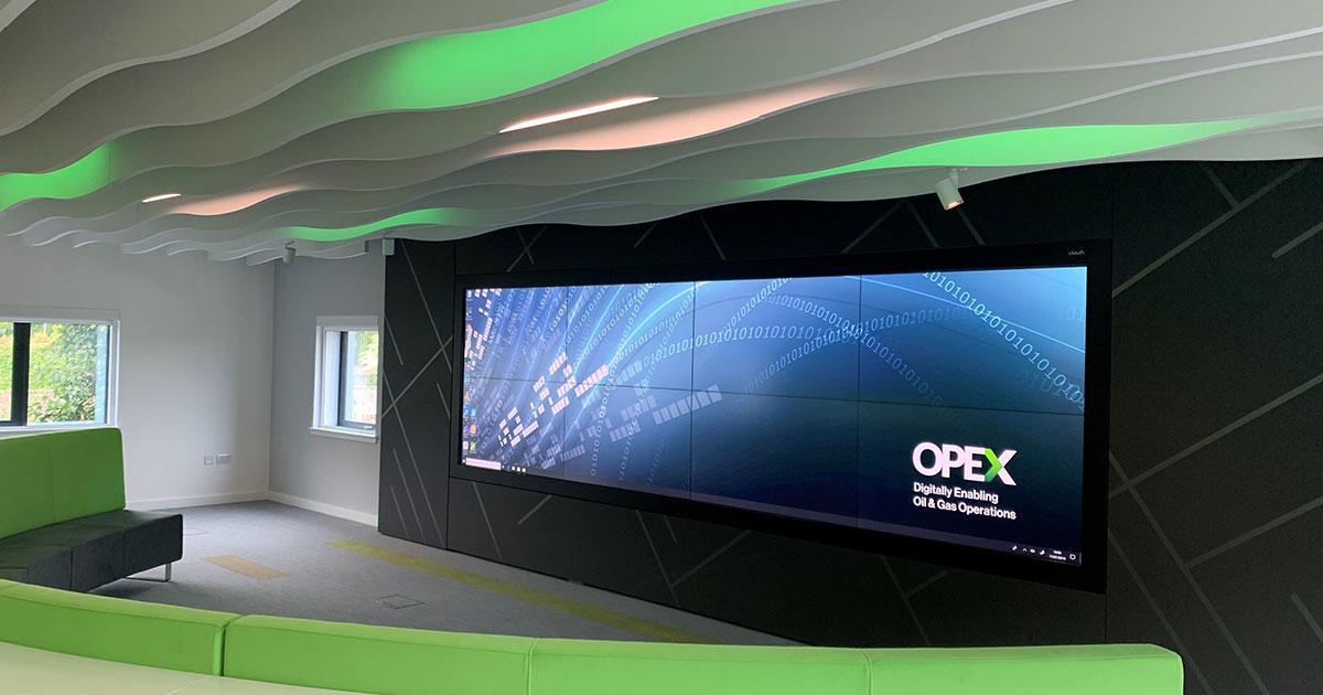 New State-of-the-Art Office for OPEX Group