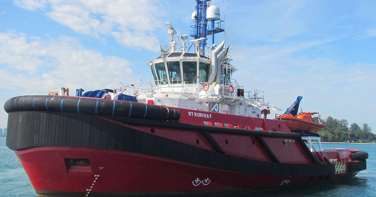 KOTUG International to Phase in Fleet Xpress Connectivity for it Tugs