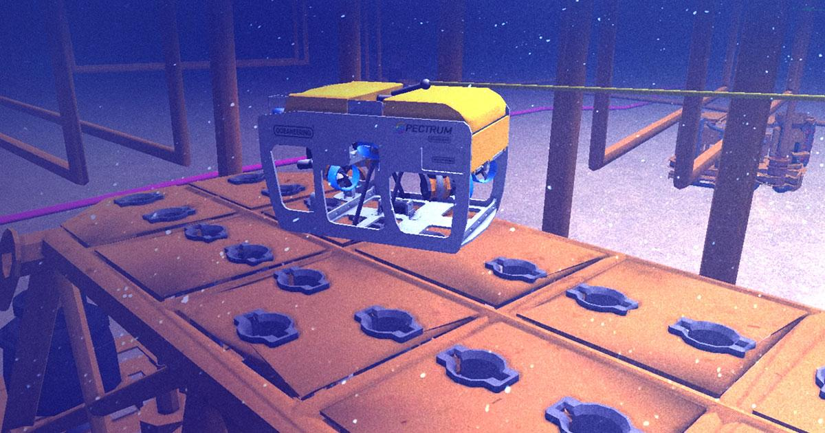 Oceaneering Moves ROVs into Operation 20% Faster with Vortex
