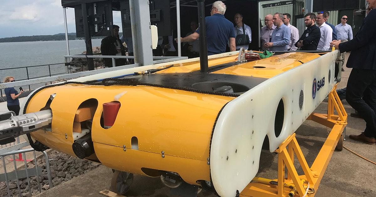 Saab Seaeye: A New Future in Underwater Technology has Arrived