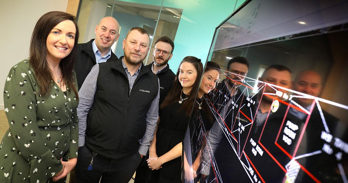 A Squared Engineering Sets Up New Head Office