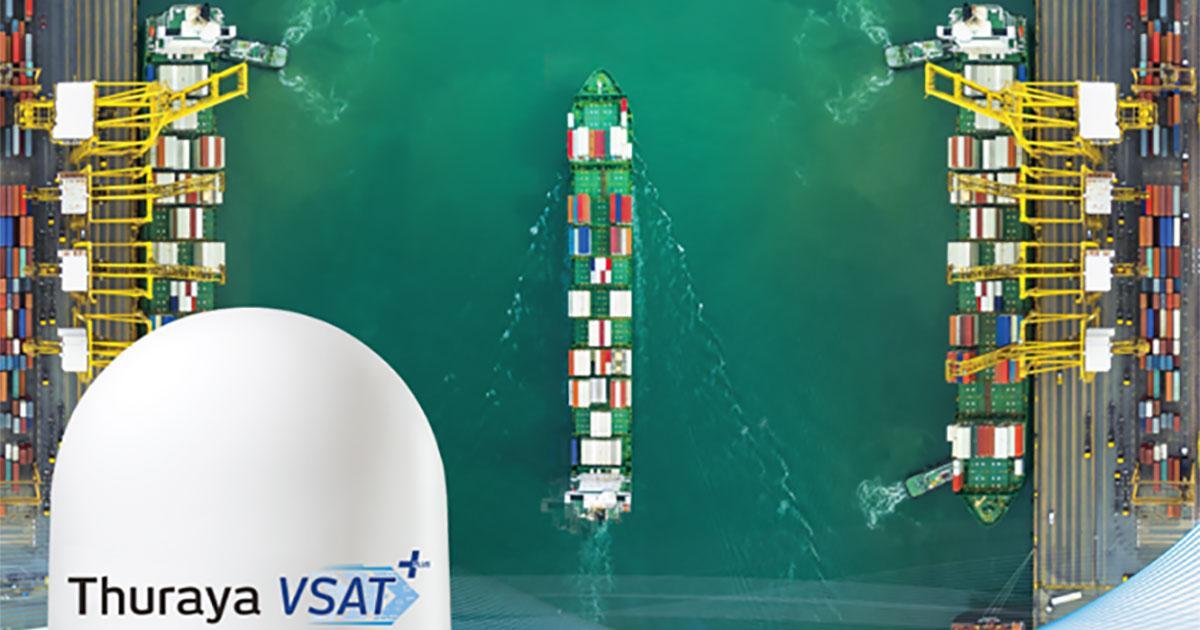 Thuraya VSAT+ Now Commercially Available from IEC Telecom